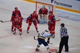 Ярославский «Локомотив» в полном составе ушел на карантин из-за COVID-19