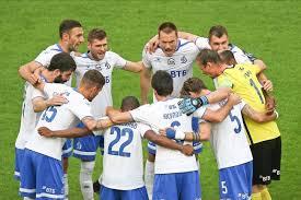 Московское «Динамо» сыграет с грузинским «Локомотивом» в Лиге Европы