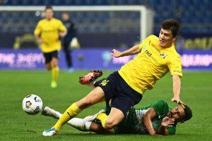 «Ростов» проиграл дома «Маккаби» и вылетел из Лиги Европы