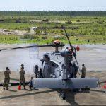 Начались испытания вооружения американского вертолета для боевых спасательных операций