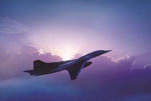 Начались аэродинамические испытания модели сверхзвукового пассажирского самолета AS2