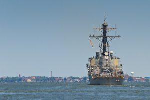 В США началась разработка большого роботизированного корабля