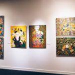 Выставка наивного искусства проходит в Центре дизайна Artplay