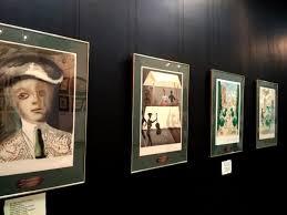 В Перми открылась выставка «Искусству быть!»