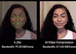 NVIDIA разработала алгоритм нейросетевого сжатия видео