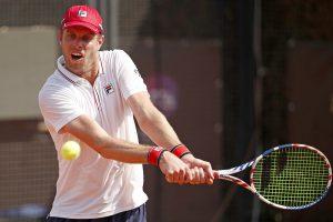 Сбежавшего из РФ теннисиста Куэрри могут дисквалифицировать на 3 года