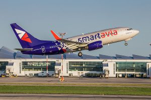 Smartavia распродает билеты: цены начинаются с 500 руб.
