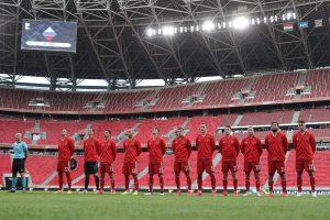РФС сократил квоту зрителей на матче Россия — Швеция до 5 тысяч