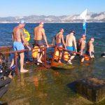 В Новороссийске стартовал 555-километровый заплыв до Севастополя