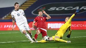 Сборная России опустилась в третью корзину при жеребьевке отбора на ЧМ-2022