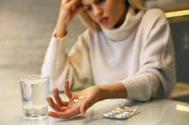 Головная боль от лекарств