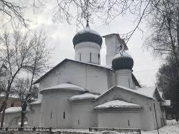 В церкви Успения Богородицы в Пскове найден исторический орнамент