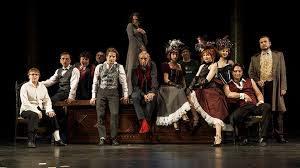 Премьера спектакля «Игроки» прошла в Театре имени Моссовета