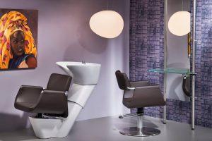 Как выбрать оборудование парикмахерского зала?