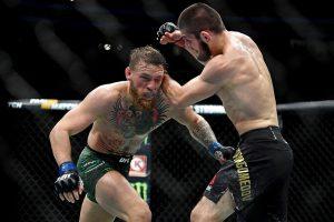 Макгрегор признал Нурмагомедова лучшим бойцом в UFC