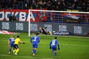 ЦСКА обыграл «Ростов» и закрепился на первом месте чемпионата России