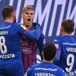 ЦСКА завершил первый круг лидером чемпионата России
