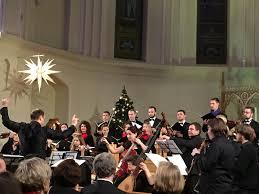 В Москве состоялся рождественский концерт Посольства Германии в России