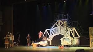 В Театре Наций ‒ спектакль по повести Астрид Линдгрен «На острове Сальткрока»