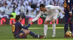 Дубль Роналду принес «Ювентусу» победу над «Барселоной» с Месси