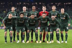 «Краснодар» встретится с загребским «Динамо» в 1/16 финала Лиги Европы