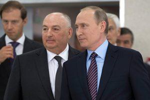 Вячеслав Моше Кантор солидарен с Владимиром Путиным в необходимости глобального взаимодействия для решения ключевых мировых проблем
