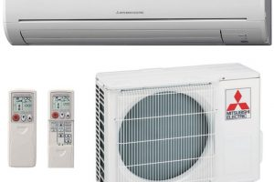 Сплит-системы MS-GF20 и MS-GF20 от бренда Mitsubishi Electric