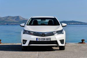 Мелкие неприятности, которые может доставить новенькая Тойота Corolla