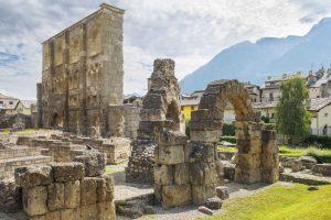 В Испании найдены десятки римских лагерей времен 200-летней войны
