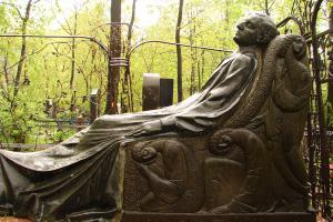 Ваганьковское кладбище – могилы с 250-летней историей