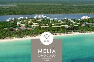 Туристы смогут воспользоваться интернетом бесплатно на курортах Кайо-Коко