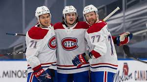 Первый гол Романова в НХЛ помог победить «Монреалю»