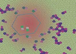 Физики пронаблюдали фазу гексатик при плавлении двумерной пыльной плазмы