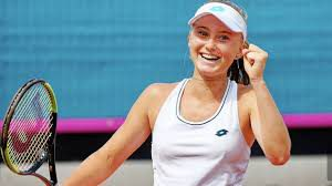 Кудерметова осталась без титула, но поднялась в рейтинге