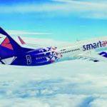Smartavia полетит летом в Крым из 11 городов