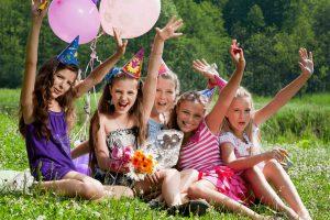 Необычные сценарии дня рождения