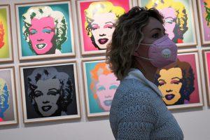 Выставку «Я, Энди Уорхол» в Новой Третьяковке продлили до 14 февраля