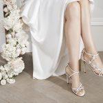 Свадебная обувь и педикюр в нынешнем сезоне