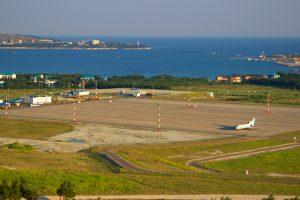 Пассажиропоток аэропорта Геленджик вырос на 42% в 2020 году Елена Калиновская, 12.01.2021 12:06