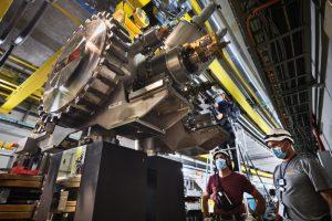 Запуск Большого адронного коллайдера отложили из-за коронавируса