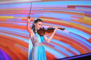 Победительница «Щелкунчика-2020» Илва Эйгус пришла на «Синюю птицу» за новой победой