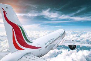 На Шри-Ланку прилетели первые иностранные туристы из Украины