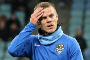 «Спартак» объявил о переходе Кокорина в «Фиорентину»