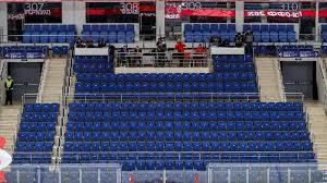 Чемпионат мира по хоккею в Латвии пройдет без зрителей