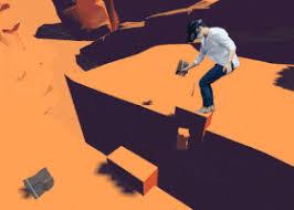 Стержневой дисплей сымитировал пол в виртуальной реальности