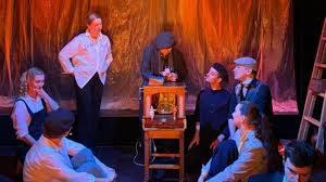 «Terra Гуэрра. Каприччио» – новый спектакль в Театре Елены Камбуровой