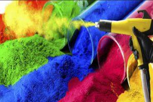 Порошковые краски: особенности, состав, преимущества