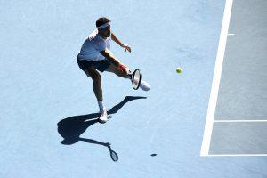 Россиянин Карацев вышел в полуфинал Открытого чемпионата Австралии