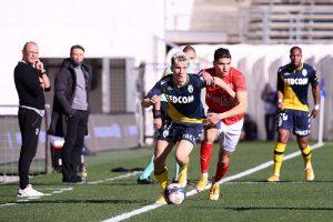 Главный тренер «Монако» назвал Головина фантастическим игроком