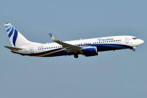 NordStar полетит из Красноярска в Геленджик